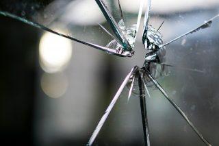 זכוכית שבורה ראשית