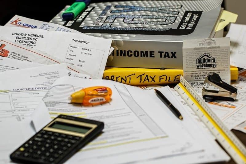 מחשבון וטפסי מיסים