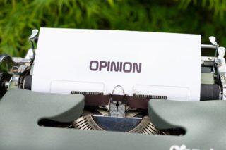 חוות דעת - מכונת כתיבה